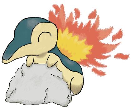 Pokémon-Fanart: Feurigel