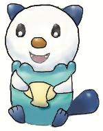 Pokémon-Zeichnung: Ottaro
