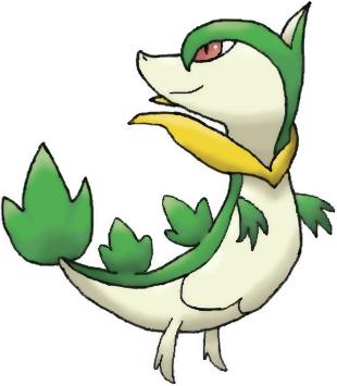 Pokémon-Zeichnung: Efoserp