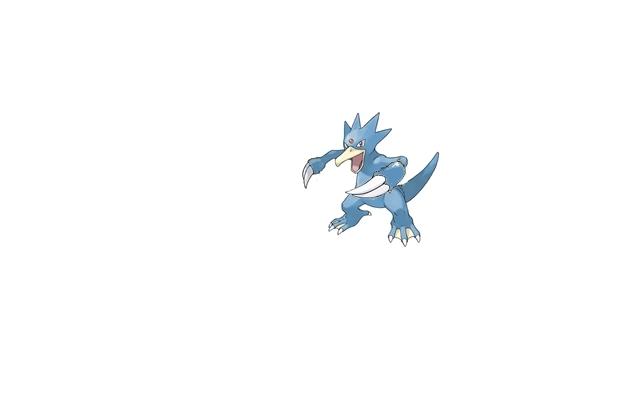 Pokémon-Zeichnung: Fusion