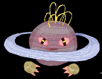 Pokémon-Pixelart: Jupitero
