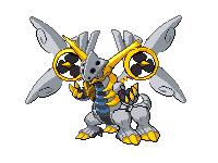 Pokémon-Sprite: Aerogon