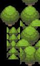 Bäume.