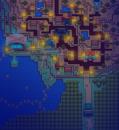 Felsfest City bei Nacht (Remake)