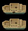 Schiffswrack (BW Style)