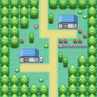 Pokémon-Map: MapPainter-Beispielmap