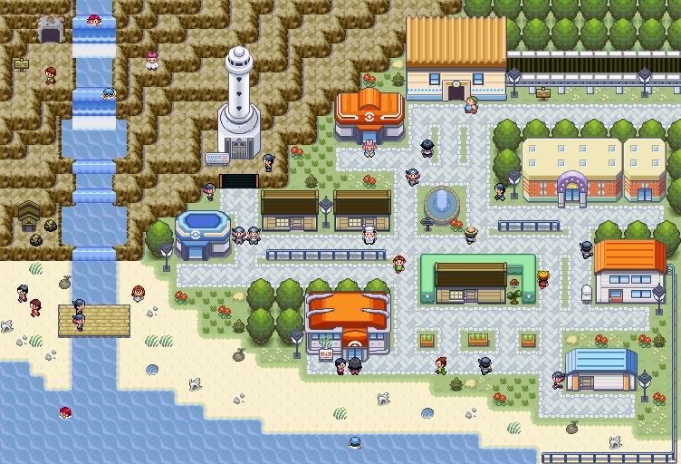 Pokémon-Map: KP XDDDDD
