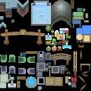 Pokemon Gaia Tileset3, überarbeitet von Mapmaster