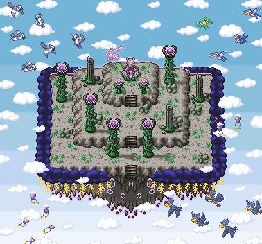 Pokémon-Map: Map-Mewtu Island