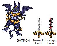 Pokémon-Sprite: Champion-Batmon