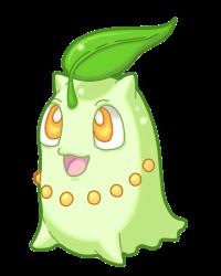 Pokémon-Zeichnung: BetaStarter - Happa