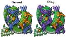 Endroh Dex #597 - Quetawico (legendär)