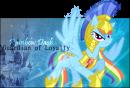 Rainbow Dash -  Guardian of Loyalty