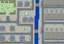 Stadt in der Zukunft