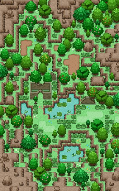 Pokémon-Map: Nicht mehr ganz so random
