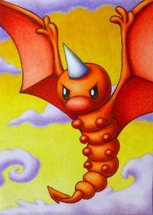 Pokémon-Zeichnung: 10 Jahre Fanart
