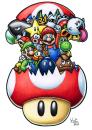 Super Mario Doodle