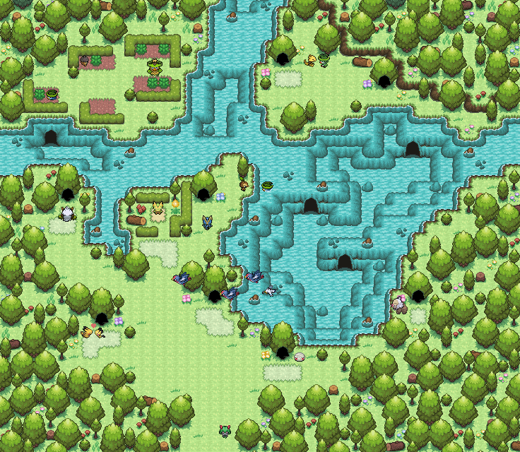 Pokémon-Map: Salozela