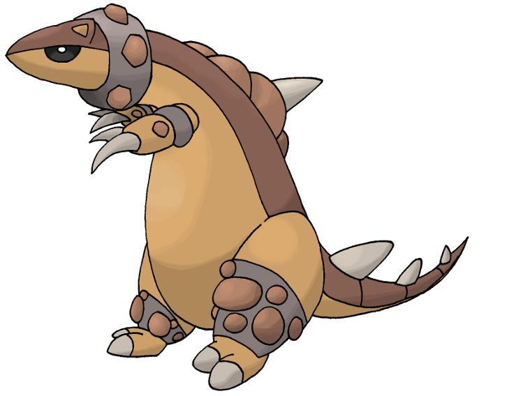 Pokémon-Zeichnung: Fakemon: Panzaprank