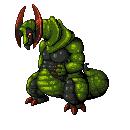 Pokémon-Pixelart: Bulky Maxax