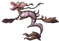 Pokémon-Pixelart: Seedra-Koralle?