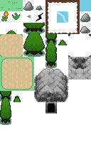 Pokémon-Tileset: my tileset v3