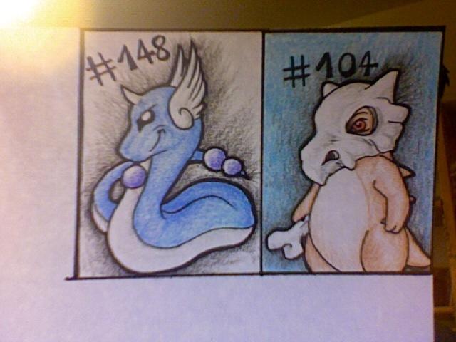 Pokémon-Zeichnung: Pokemon ACEO