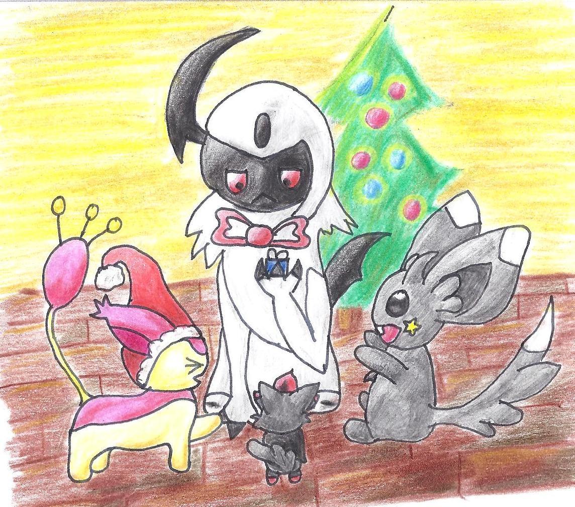 Pokémon-Zeichnung: das war alles ?
