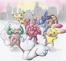 pokemon of the dead