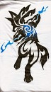 Tribal Lucario T-Shirt
