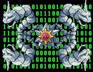 Pokémon-Fanart: Cyber Onyx