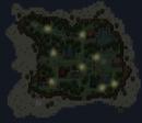 Insel - Nacht