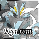 Kyurem Black & White