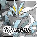 Kyurem Black & White