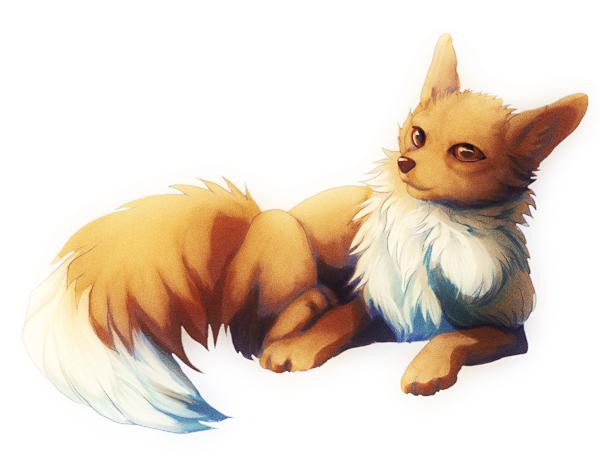 Pokémon-Zeichnung: Hm <_<