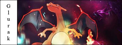 Pokémon-Fanart: Signatur.