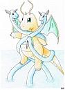 Dragoran + Dragonir