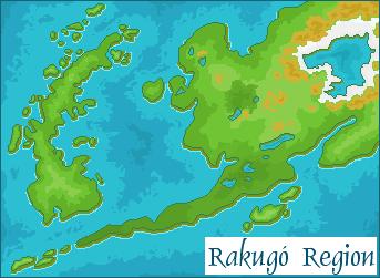 Pokémon-Fanart: Fake Region