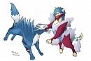Fake Pokemon Fight