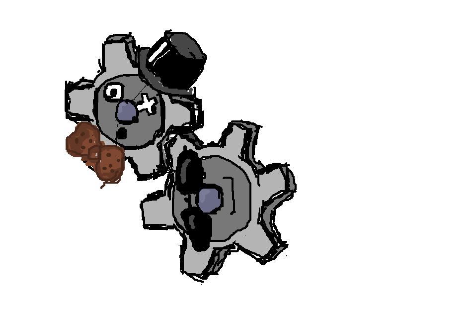 Pokémon-Zeichnung: Giaru