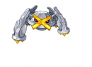 Metagross-artwork in shiny