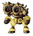 Pokémon-Sprite: Gesteins-Golem