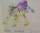 #243 - Raikou