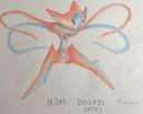 #386 - Deoxys (Atk-Form)