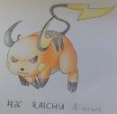 #26 - Raichu