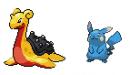 Völlig-gefailtes-Pikachu-Lapras-Newcolor