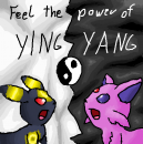 Feel the power of YING YANG!!!