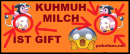 Kuhmuh Milch ist Gift