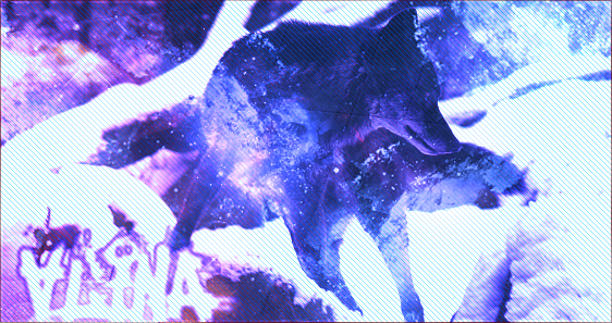 Pokémon-Fanart: RPG Wolf - Alina