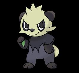Pokémon-Zeichnung: Yanchamu Artwork
